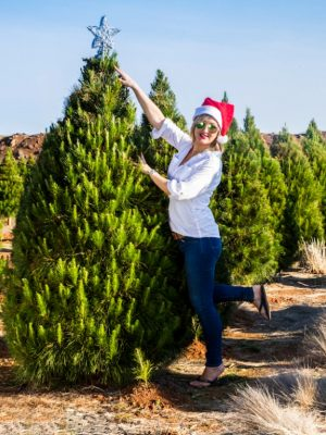 Real Christmas Trees 6 Foot Premium